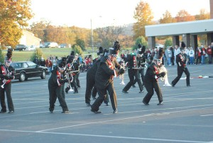 The PCHS Marching Pirates performed at the Pirate Classic this past weekend, but did not compete. They will be competing in Rowan County at the Class 3A East Regional this Saturday at 3 p.m., Anthony Tipton, Patrick Salisbury and Jordan Matthews,