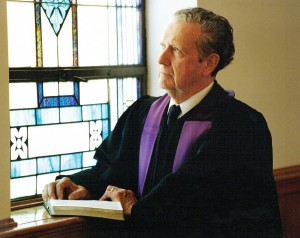 Longtime minister and friend,  Bro. David Rule gone at 83