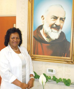 Casa San Pio welcomes Dr. Newell's 'old-school' medical care