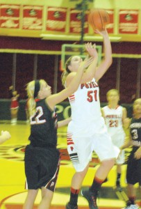 Lady Pirates lose close rematch