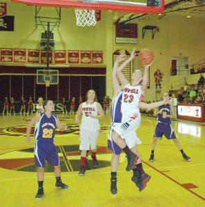 Lady Pirates escape Tiger attack