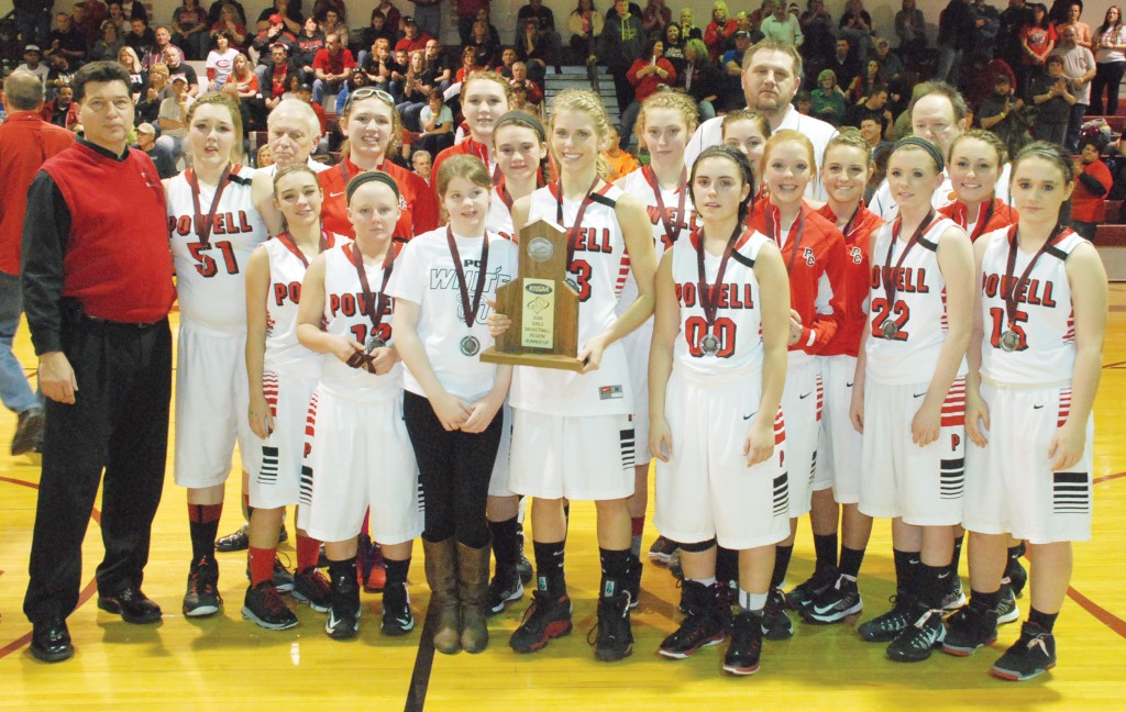 Lady Pirates finish season in region finals