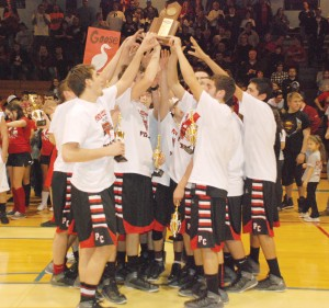 '#wegotthis' Powell sweeps district