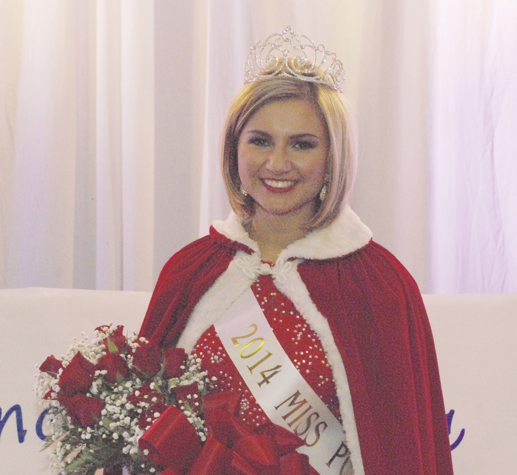 Knox crowned as Miss Powell County 2014