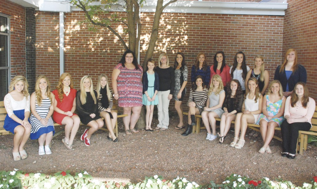 PCHS Homecoming Candidates
