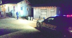 'Fed up community' leads to meth lab bust