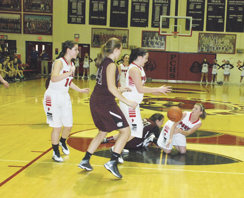 Owsley upsets Lady Pirates