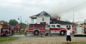 Fire destroys Stanton boutique