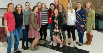 PCHS Pirates soccer team holds banquet