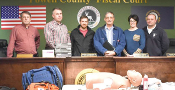 Fiscal Court announces $30,000 investment to aid first responders