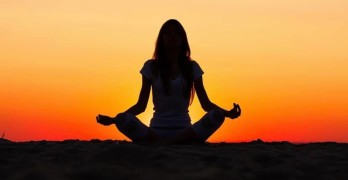 Have You Heard? Sunset Yoga Draws Quite the Crowd at Mountain View Drive-In