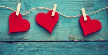 Stanton Nursing Home residents celebrate Valentine's Day and kissing COVID goodbye
